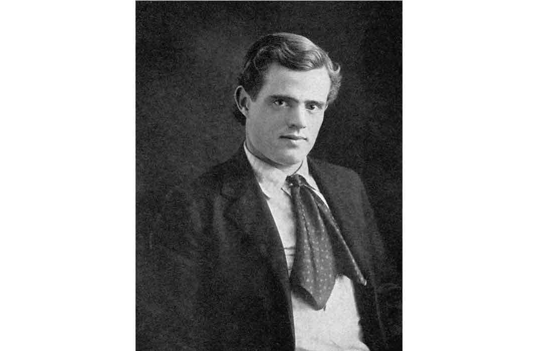 Jack London, 1903