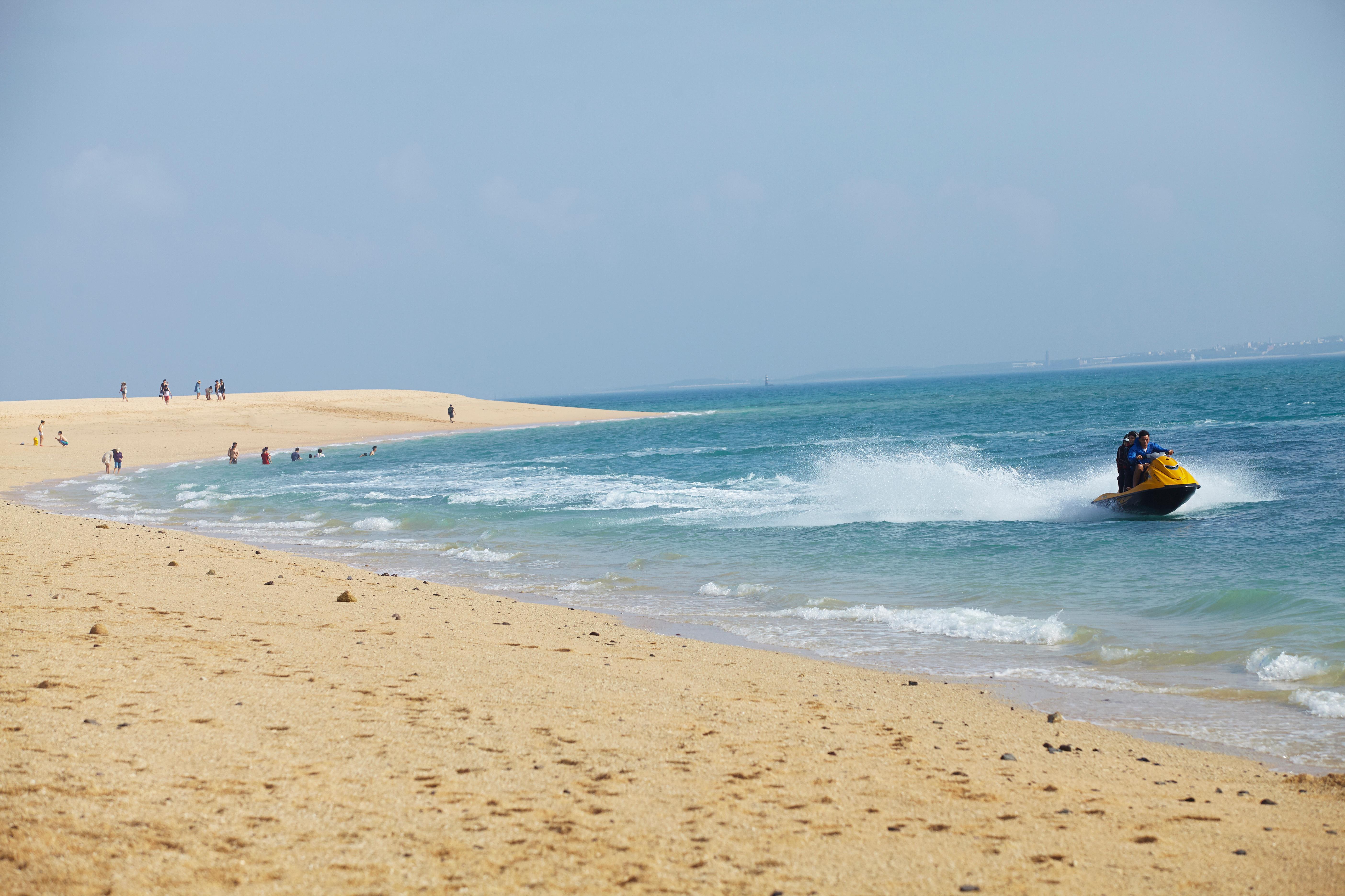 Jibei Island - Penghu - Water Activities
