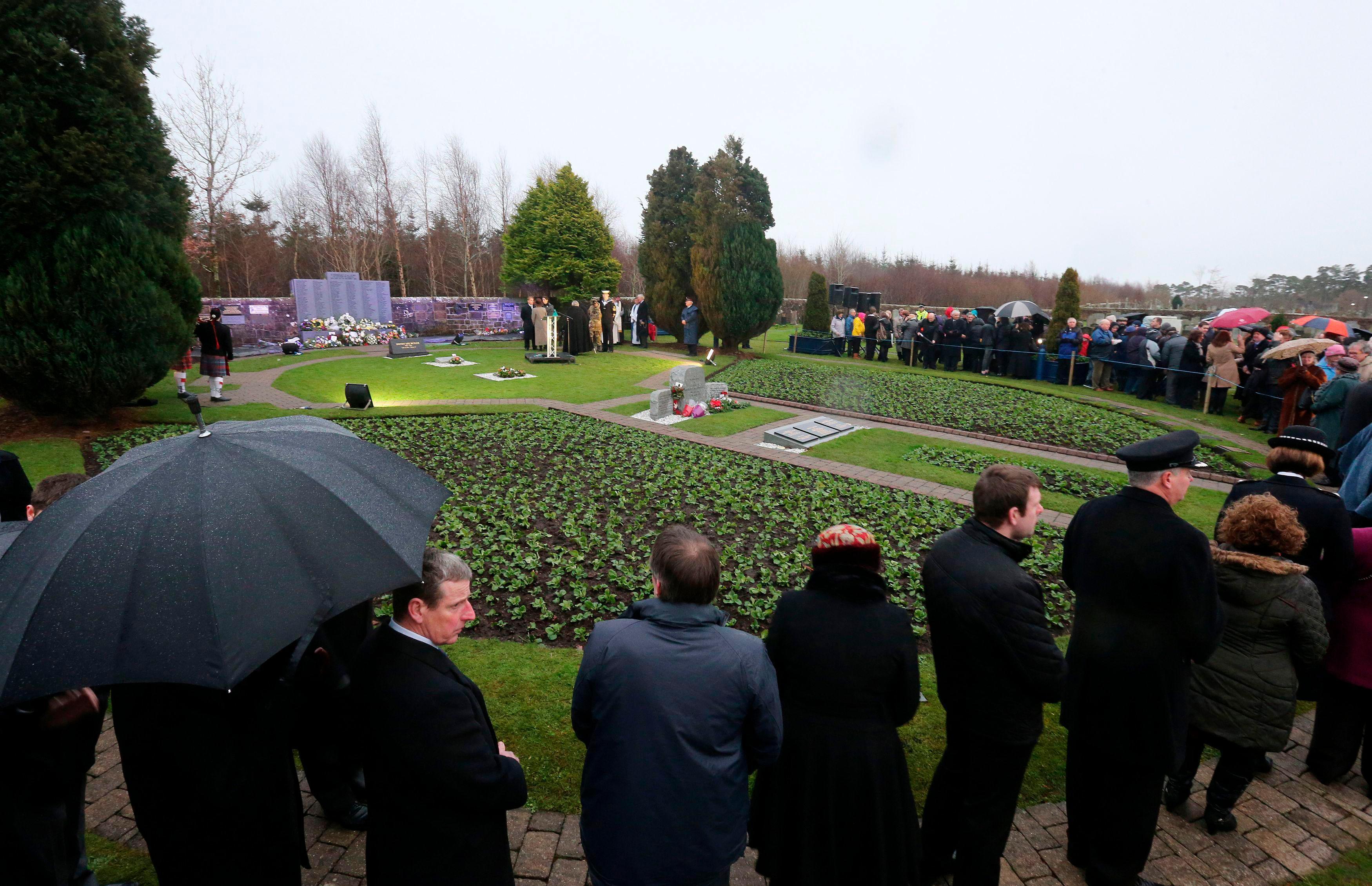 Pan Am 103 victims' memorial