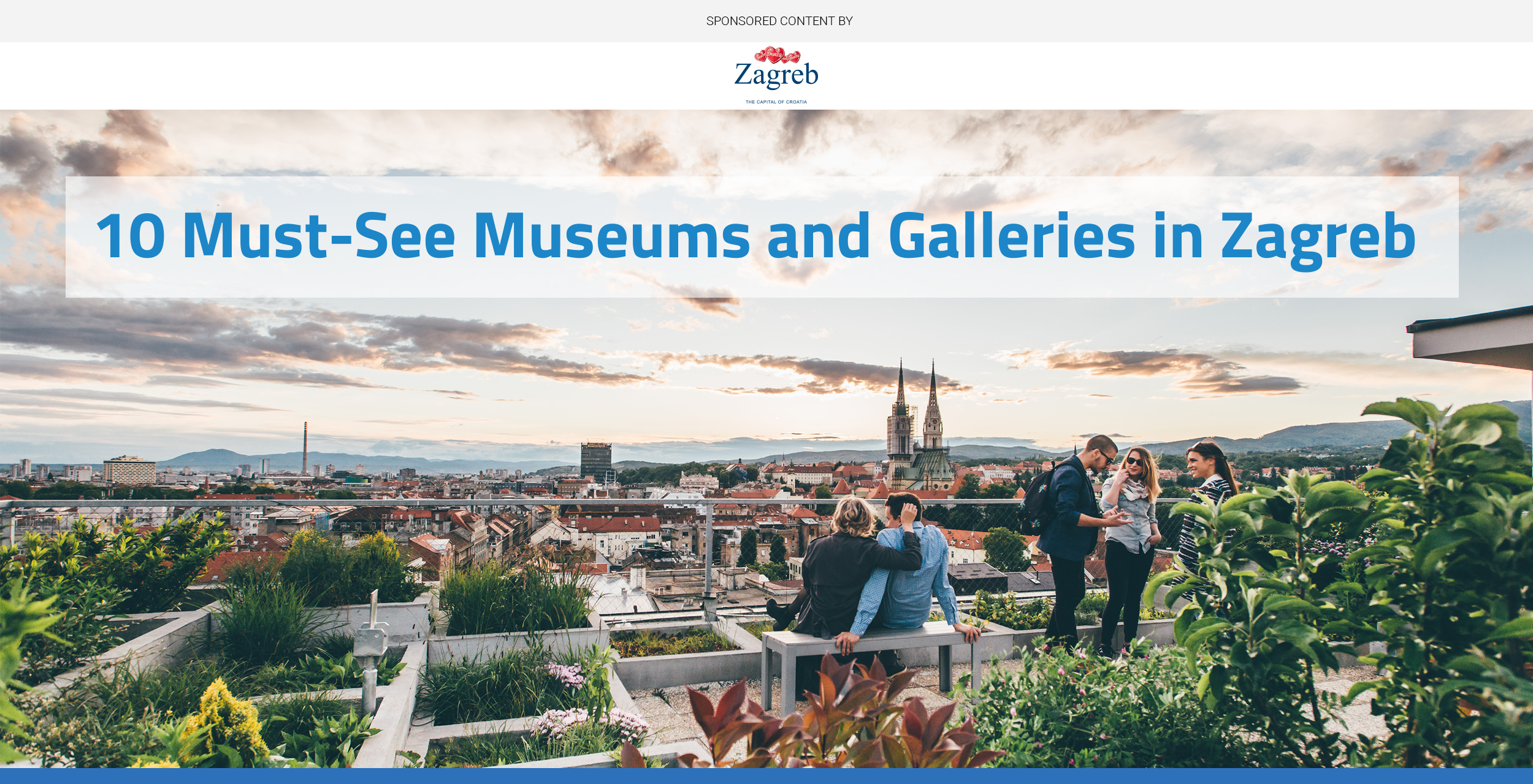 10 Must See Museums And Galleries In Zagreb Sponsored Smithsonian Magazine
