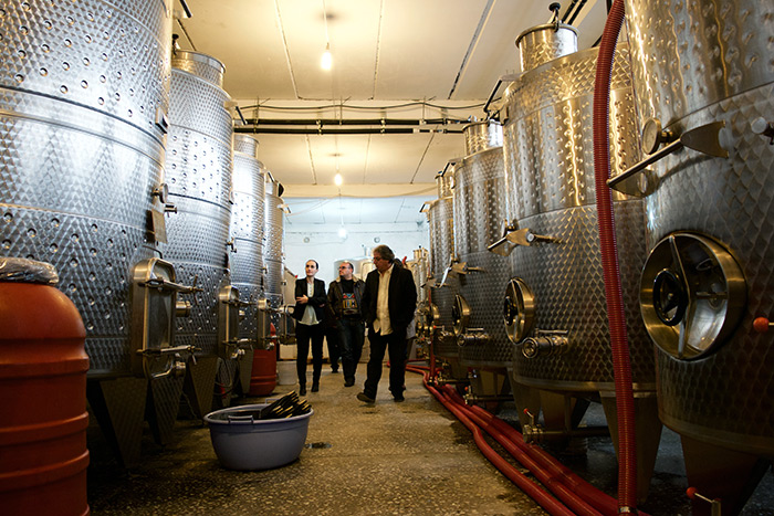 Semina winery