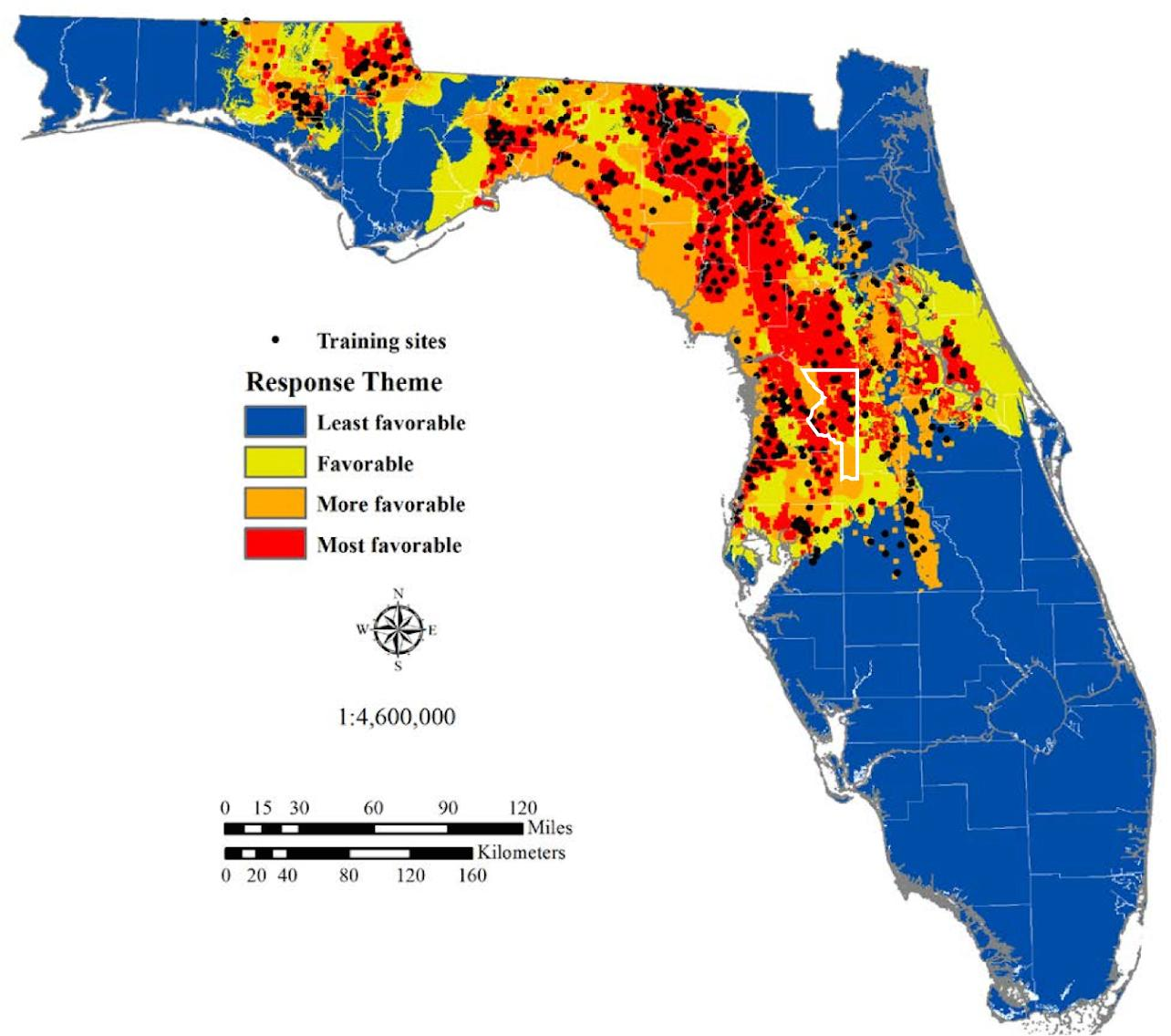 Florida Sink Hole Map.The Science Behind Florida S Sinkhole Epidemic Science Smithsonian