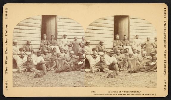 An uncertain fate met slaves who ran away