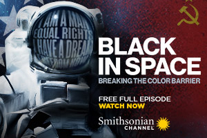 Smithsonian Channel ad - Black in Space documentary
