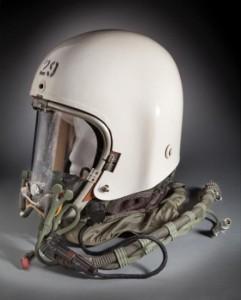 Gary Powers' flight helmet