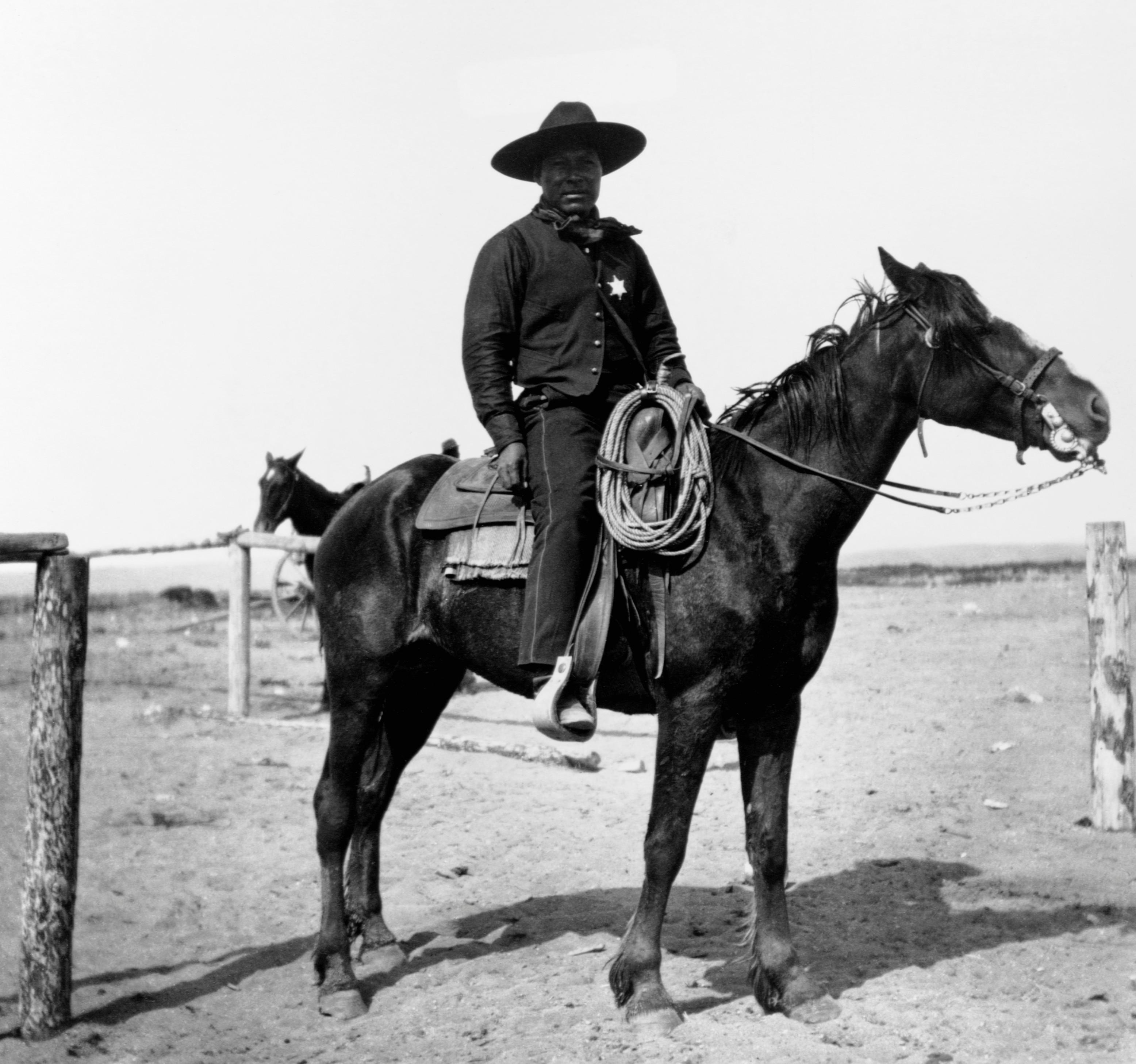 The Lesser Known History Of African American Cowboys