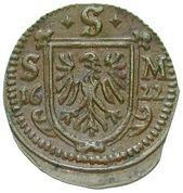 A German coin of the kipper