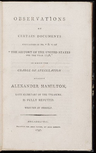 Observations on Certain Documents, 1797