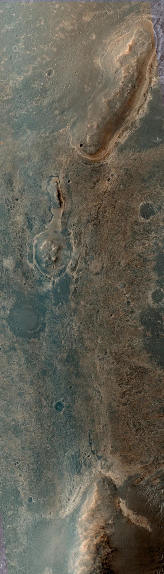 The full HiRISE photo