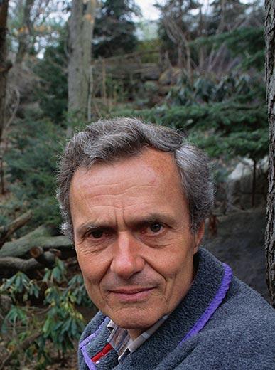 Biologist George Schaller