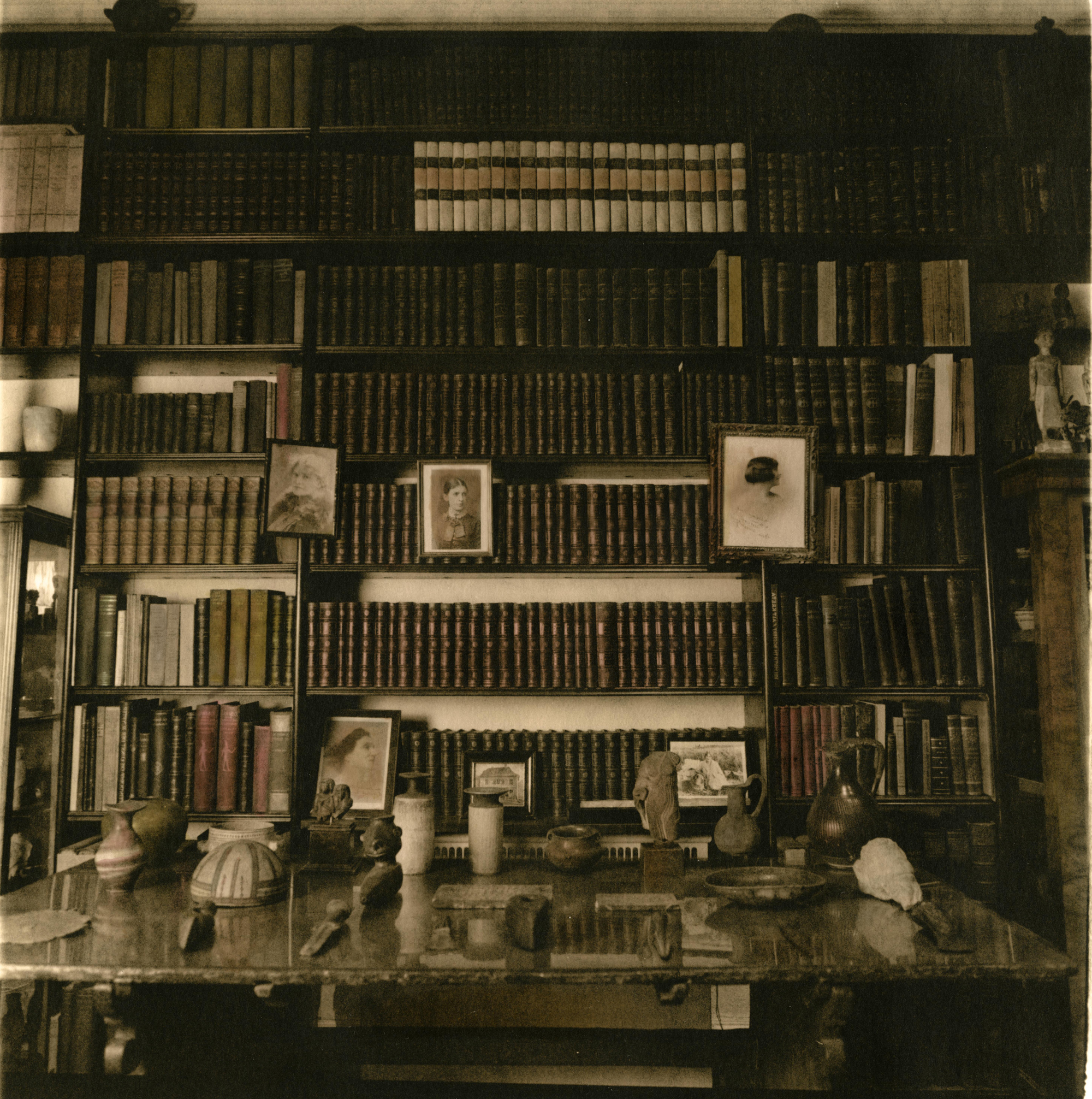 Freud's library