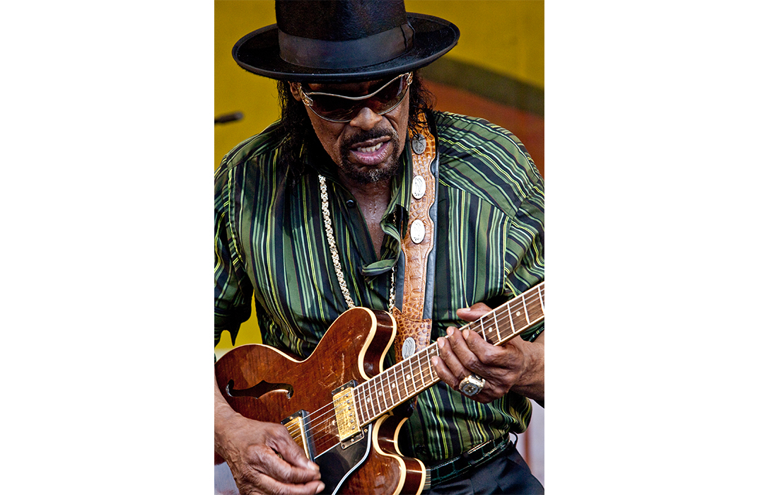 Chuck Brown New Orleans