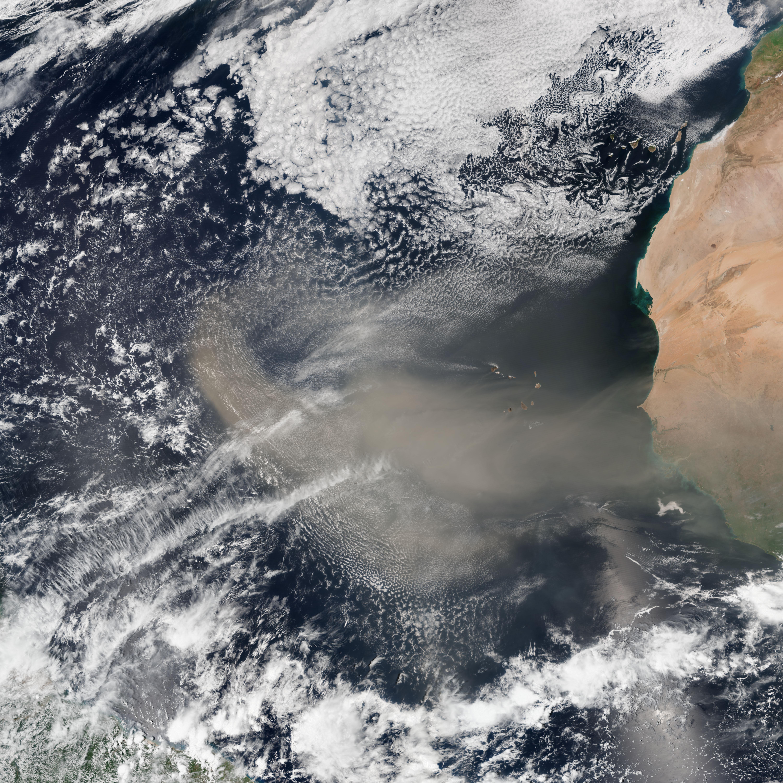 Africa Dust