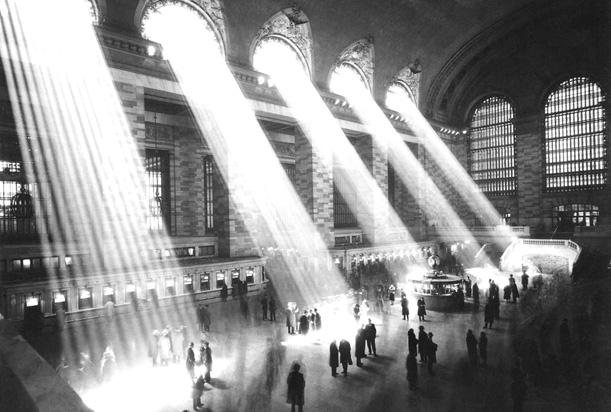 Grand Central Terminal, circa 1940