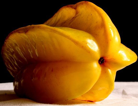 chartreuse carambola