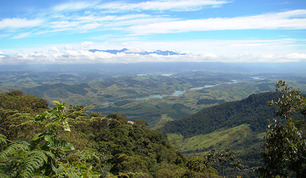 Serra da Bocaina National Park is part of a new UNESCO World Heritage site in Brazil; the region was honored for its natural and cultural treasures.