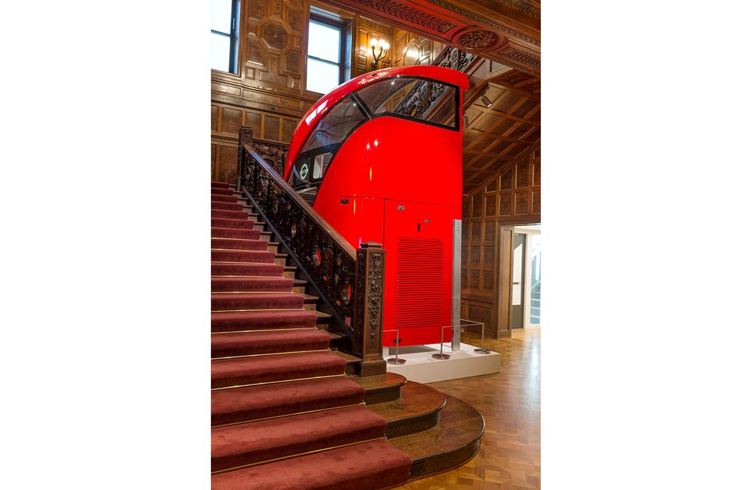 London Bus, Heatherwick Studio