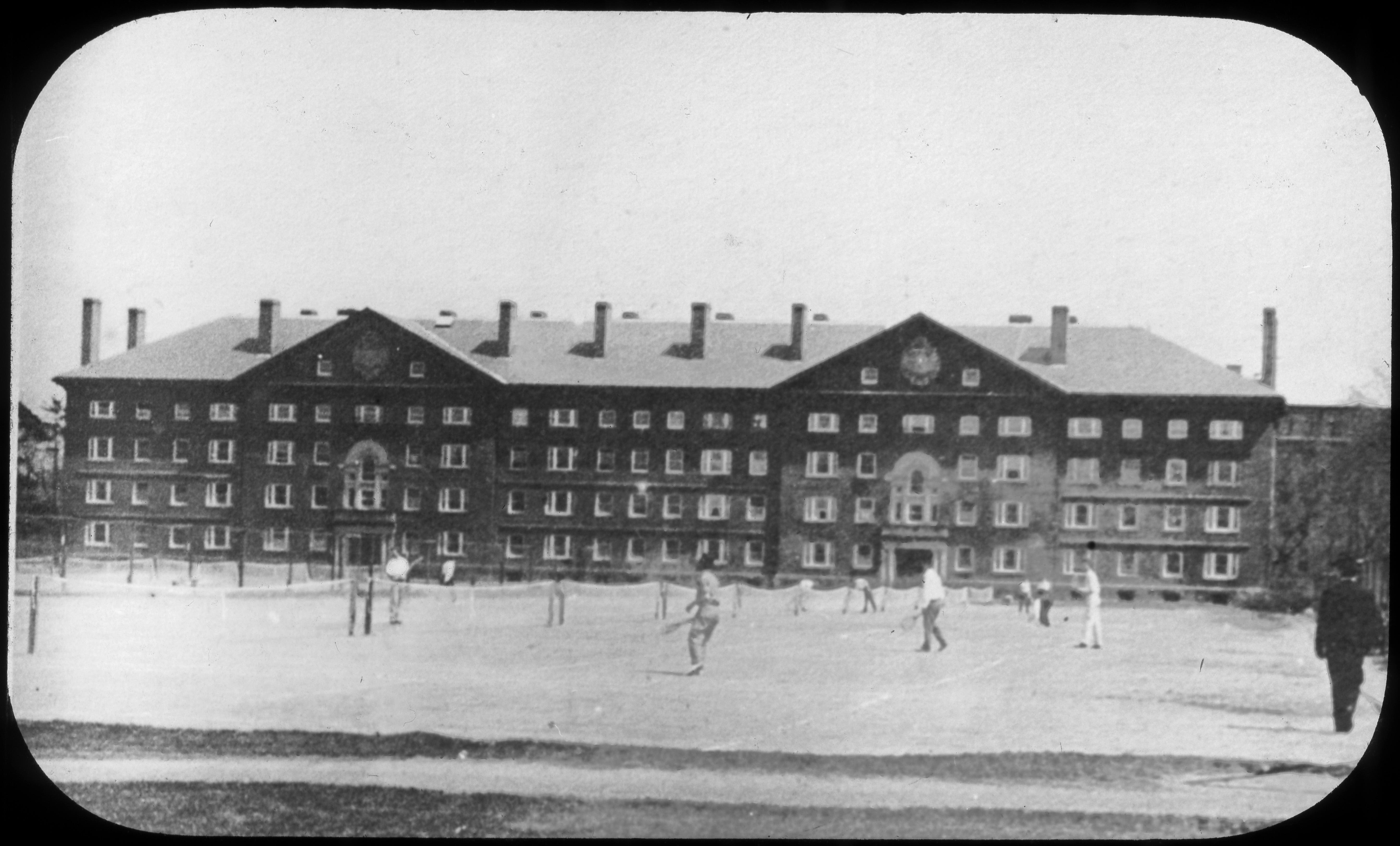 Harvard dormitory