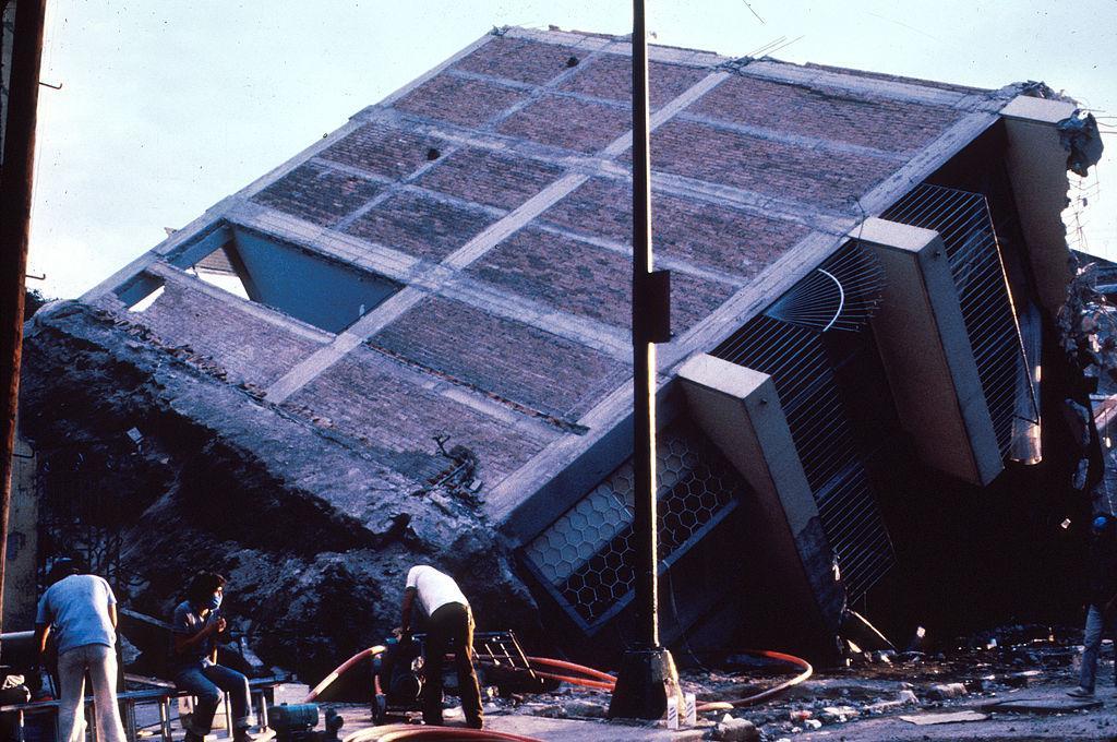 Mexico 85 quake