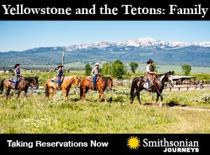 Yellowstone and the Grand Tetons family Journey