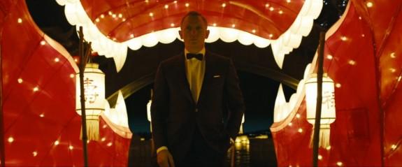 Daniel Craig in Skyfall, 2012