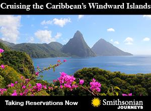 Cruising the Caribbean's Windward Islands