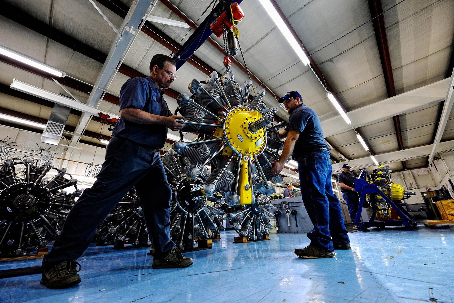 Covington Aircraft Engines