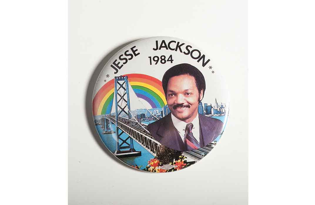 Jesse Jackson, 1984