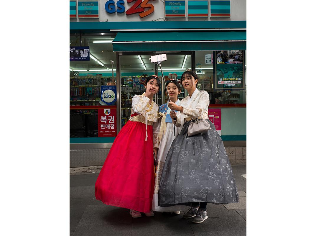 Seoul presents a phantasmagoria