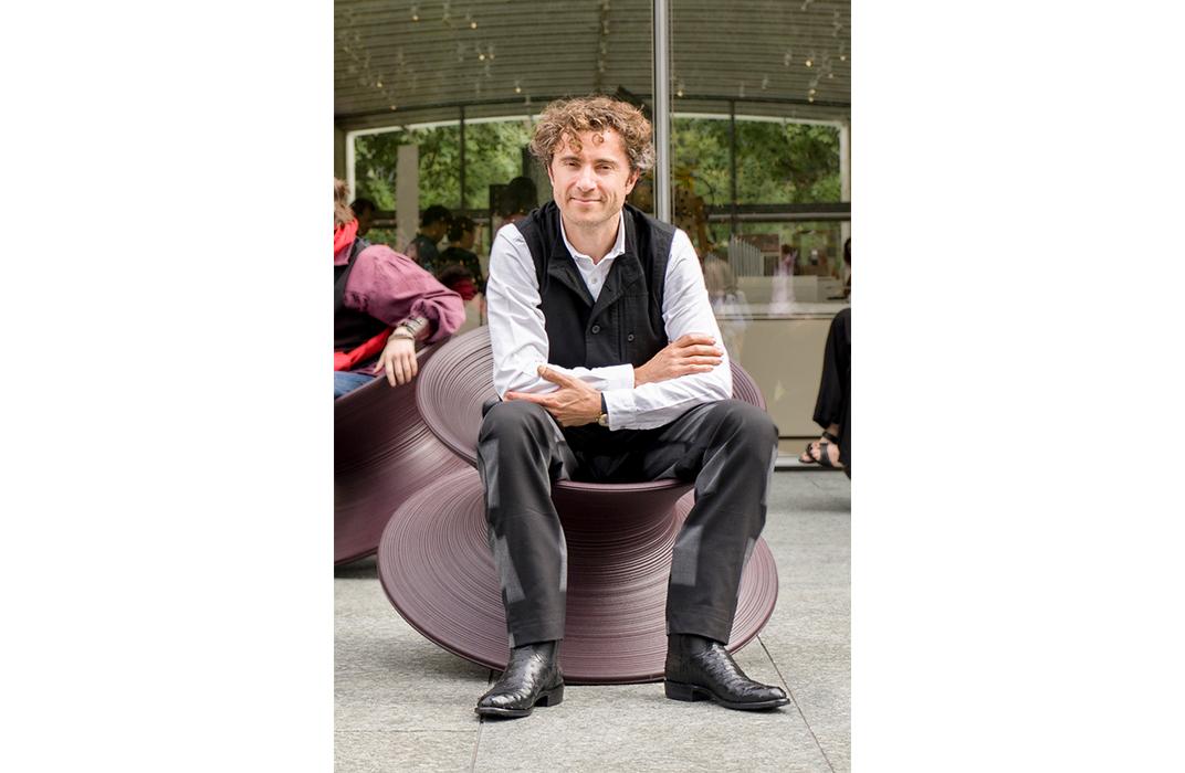 Thomas Heatherwick, Spun Chair
