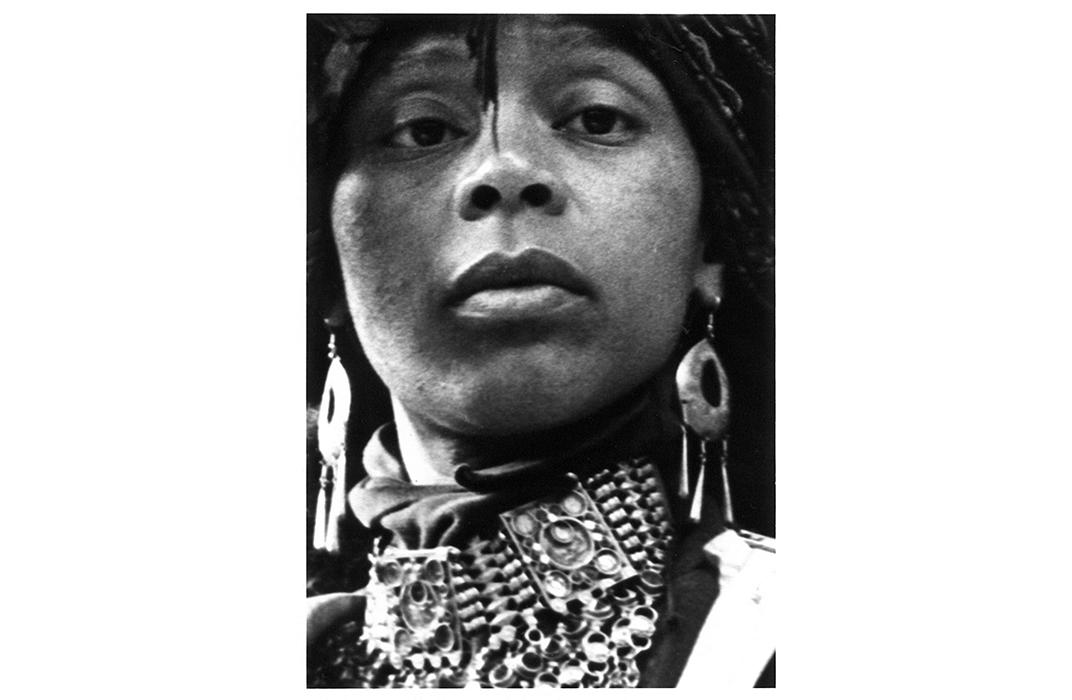 Chakaia Booker by Nelson Tejada