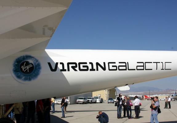 Virgin Galactic's New Mexico runway