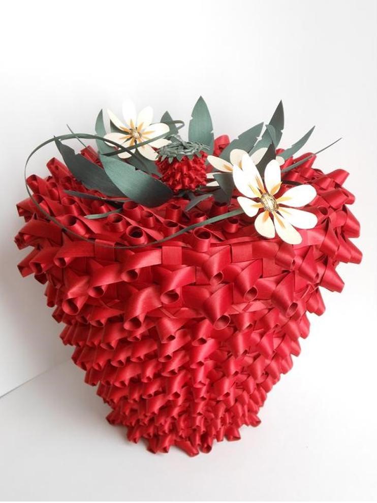 Kelly Church Basket Weaving