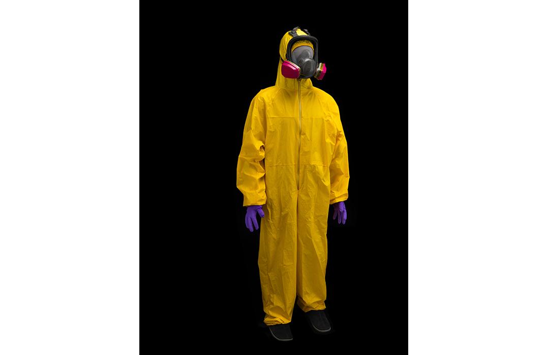 Breaking Bad Tyvek suit