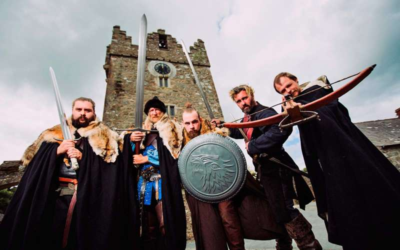 Courtesy of Winterfell Festival / National Trust for Northern Ireland
