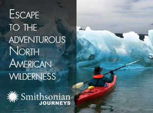 Escape to adventurous North American Wilderness