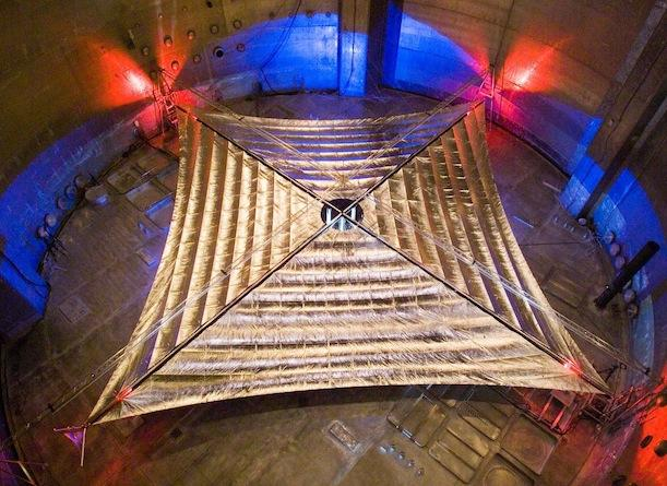 The Sunjammer, which features the largest solar sail ever built, is projected to launch in the fall of 2014.