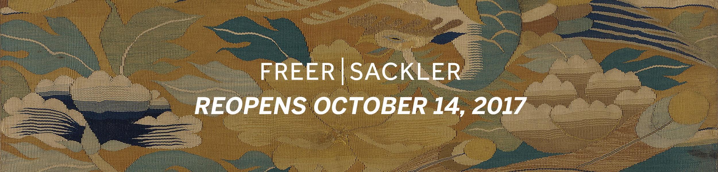 Freer Sackler Reopened