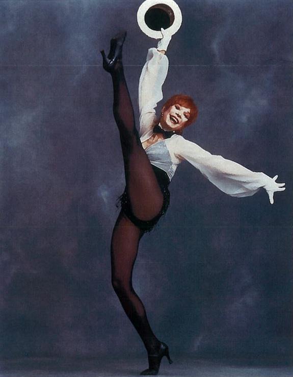 Shirley MacLaine by Gordon Munro, 1984