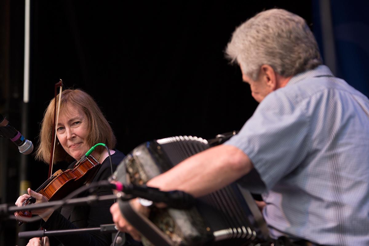 Liz Carroll and Billy McComiskey