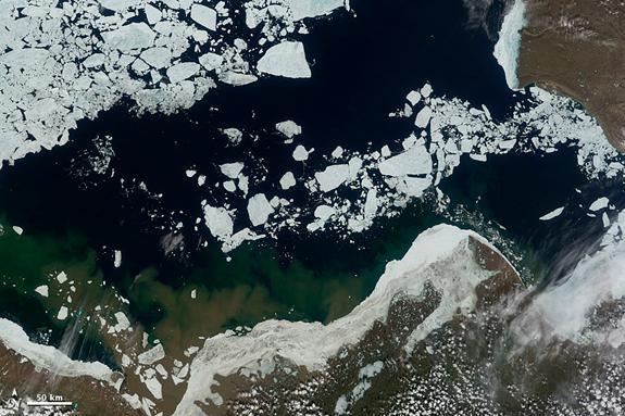 The Beaufort Sea