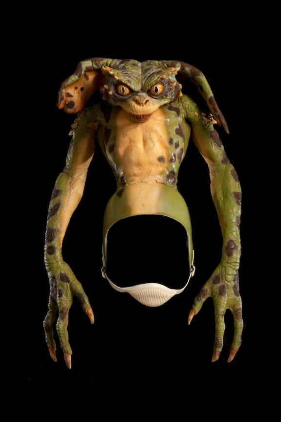 """Model from the 1990 film, """"Gremlins 2: The New Batch"""""""