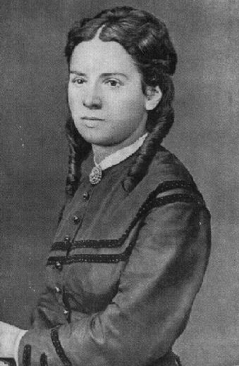 Jenny Marx—neé Jenny von Westphalen, a member of Prussia's aristocracy—in 1844.