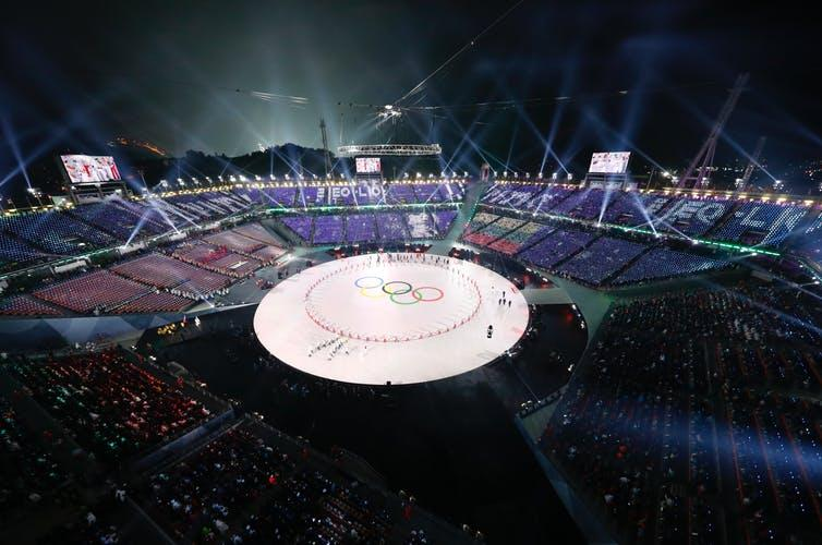 South Koreans will need to enjoy the Pyeongchang Olympic Stadium while it lasts.