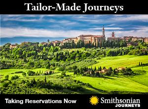 Tailor-Made Trips with Smithsonian Journeys