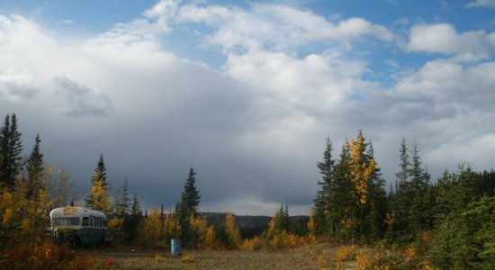 The Fairbanks city bus in which Chris McCandless died of starvation in 1992 has become a tourist attraction.