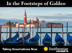 Galileo Themed Journey with Smithsonian