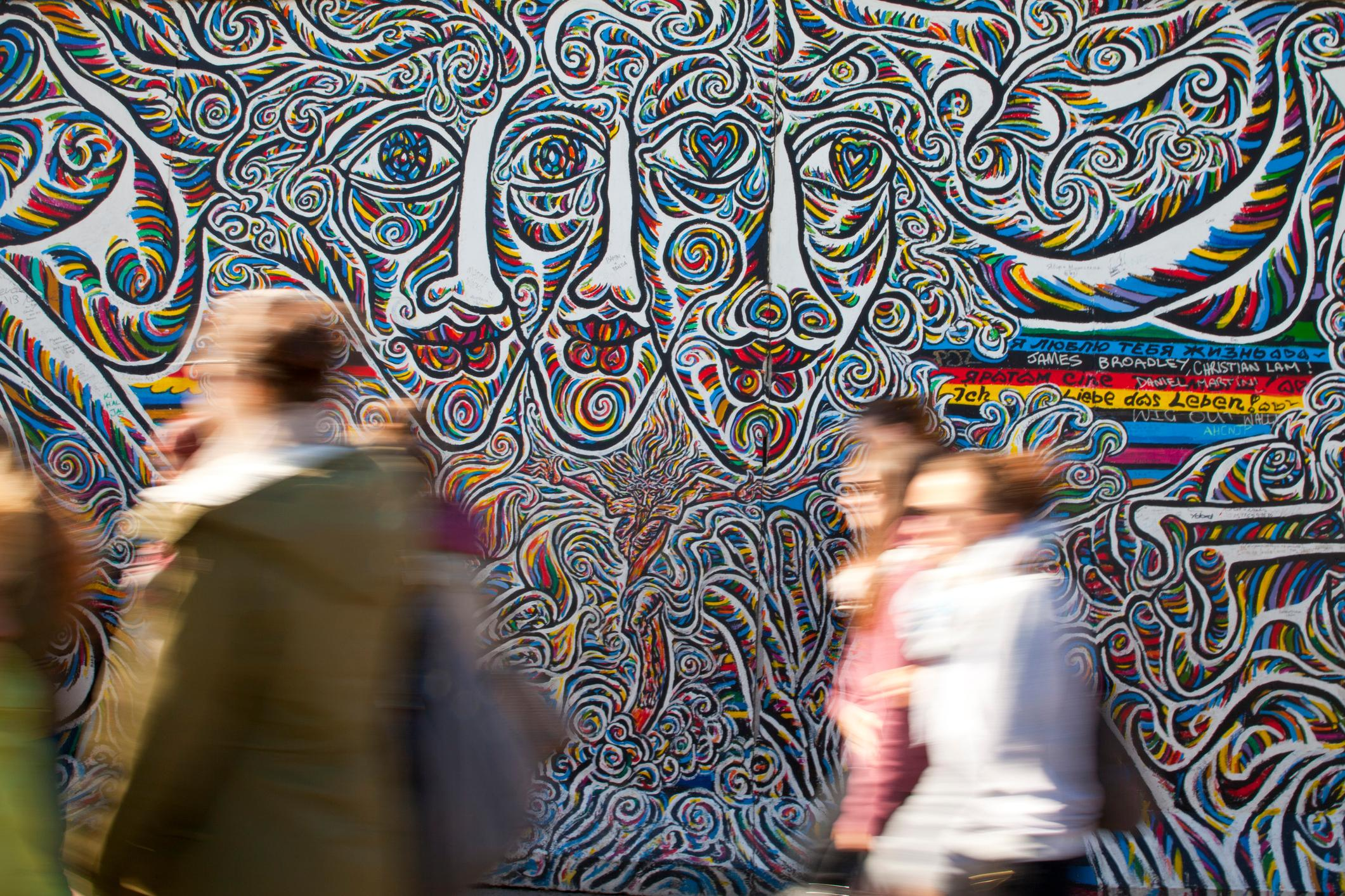 East Side Gallery, East Side Gallery