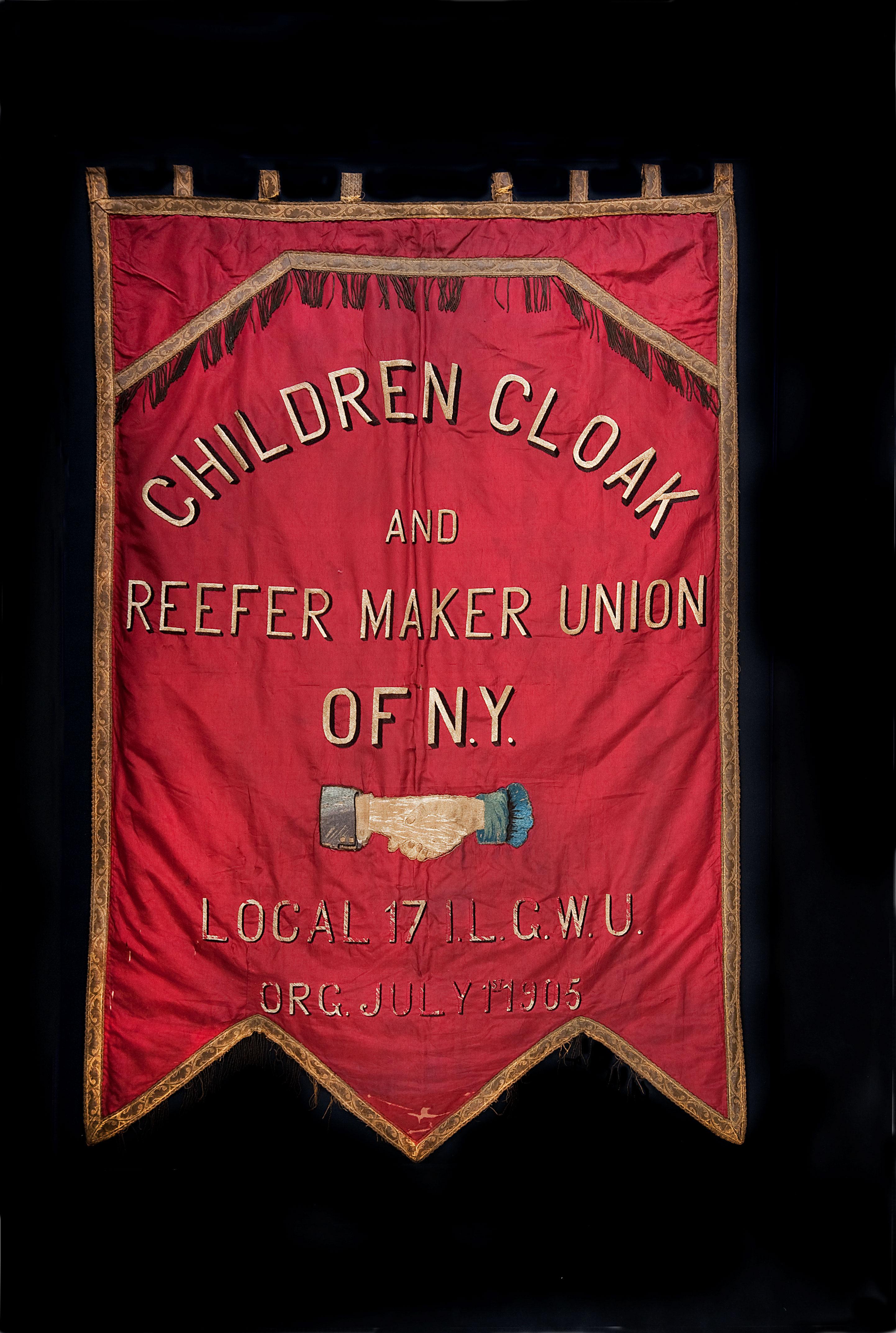 Union banner