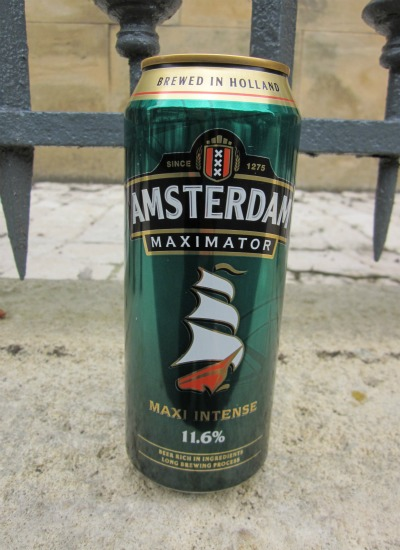 The Amsterdam Maximator